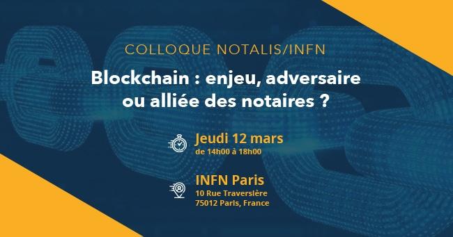 colloque infn notalis