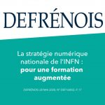 stratégie digitale INFN