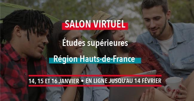 INFN Lille salon virtuel