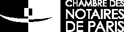 Logo de la Chambre des notaires de Paris